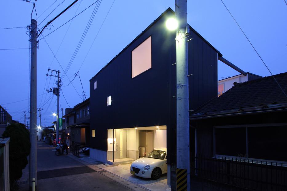 白萩町の家