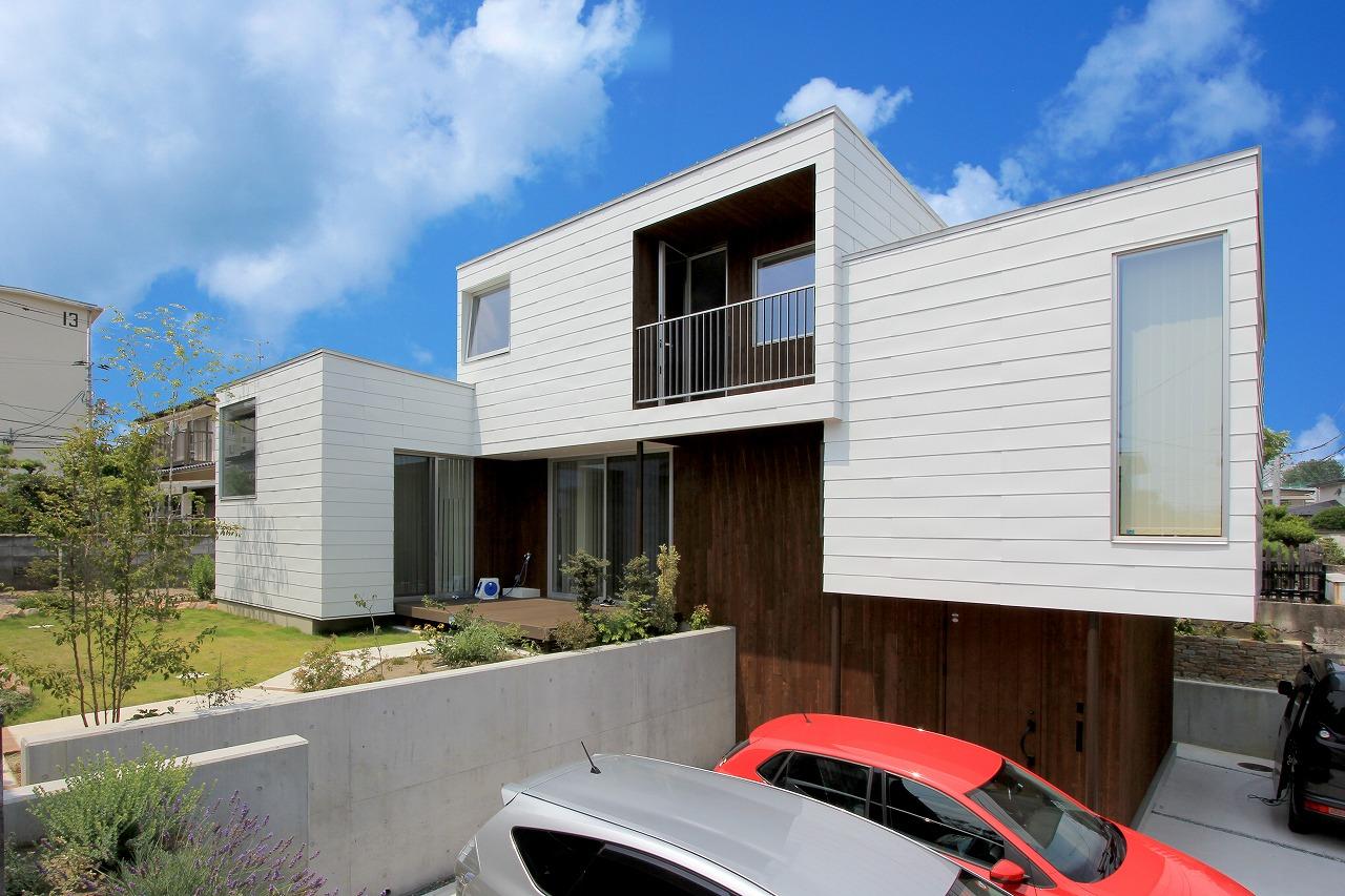 3Step House