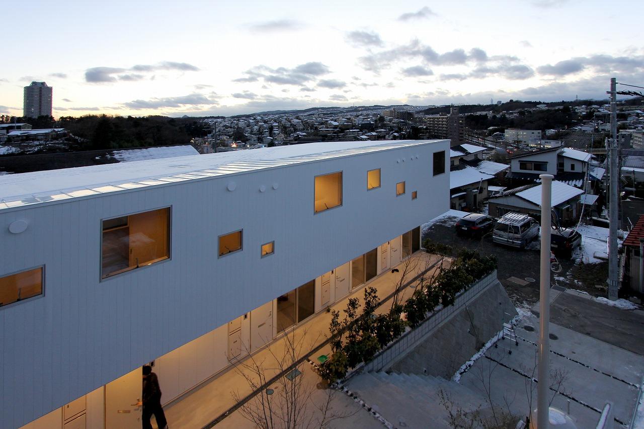 ROW・HOUSE・SORA