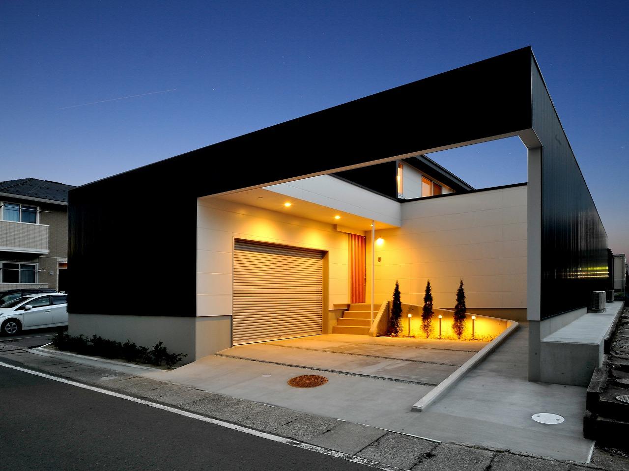 福田町の家