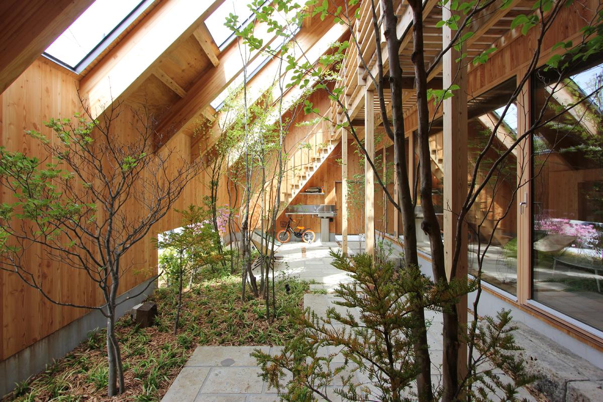 *終了*「大屋根の実験住宅」見学会/ 建築無料相談会 開催