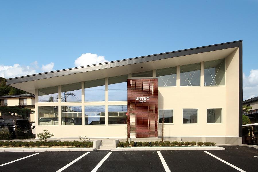 UNTEC新社屋