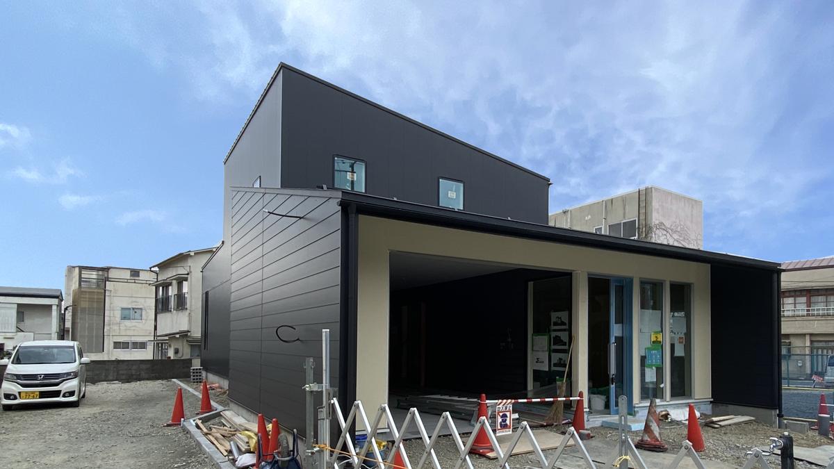 *終了*2021/4/24-25「蔵場の住宅」 完成見学会@福島県郡山市