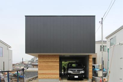 *終了*2021/7/3-4「tunnel garage」戸建住宅 完成見学会@仙台市宮城野区