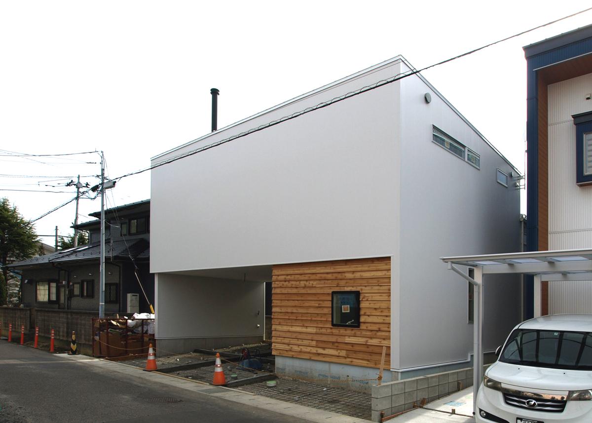 2020/2/1-2「段々島の家」戸建住宅見学会@福島県郡山市
