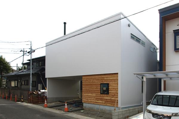 *終了*2020/2/1-2「段々島の家」戸建住宅見学会@福島県郡山市
