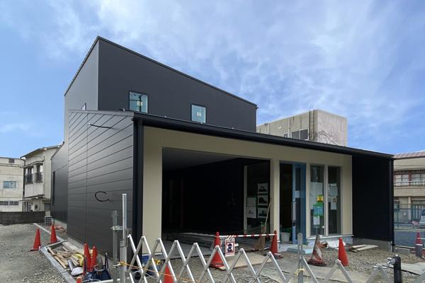 2021/4/24-25「蔵場の住宅」 完成見学会@福島県郡山市