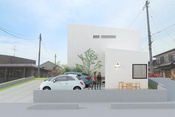 *終了*2020/7/18-19「小さなお菓子屋さんのある家」戸建住宅見学会@宮城県東松島市
