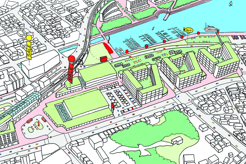 塩竈市海辺の賑わい地区グランドデザイン