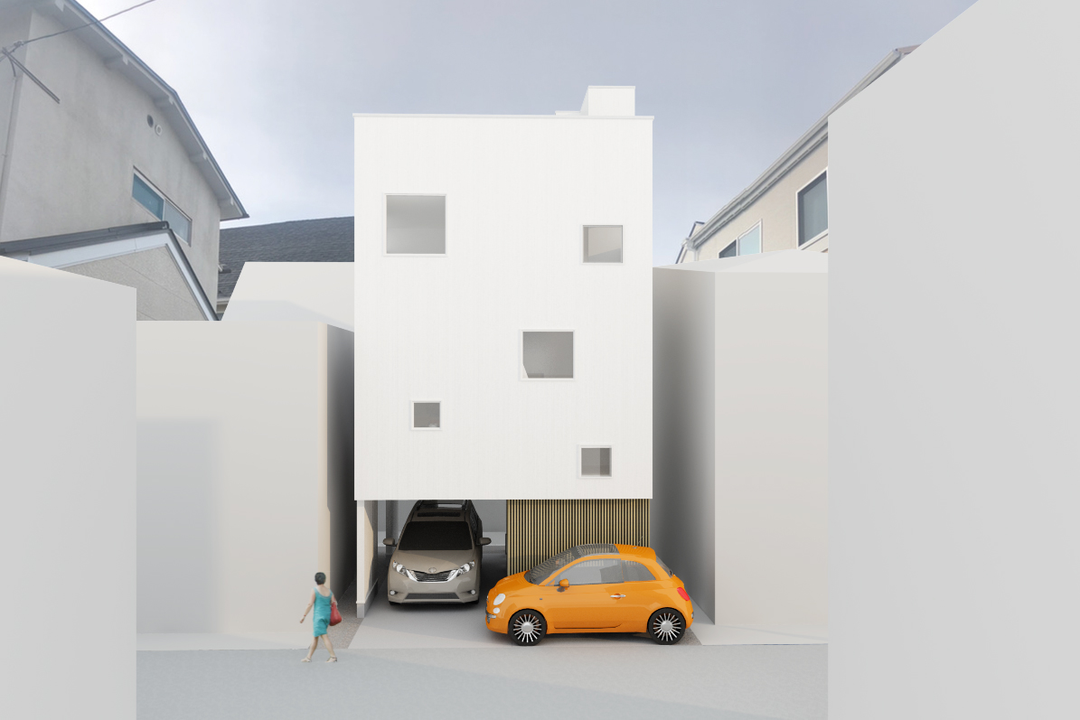 *終了*2020/9/12-13「都市型5層の家」戸建住宅見学会@仙台市青葉区