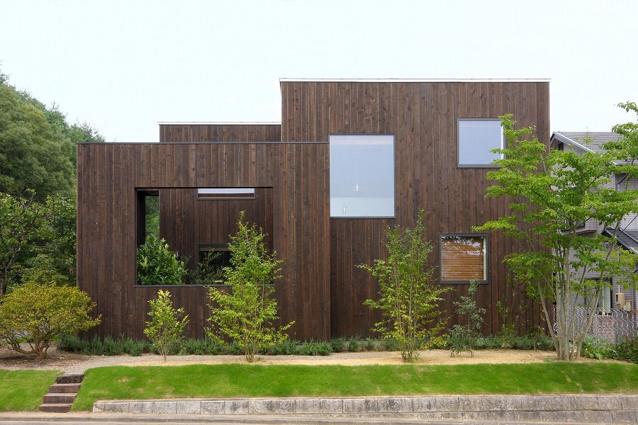 Wood Box Terrace
